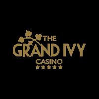 grand ivy casino logo gold